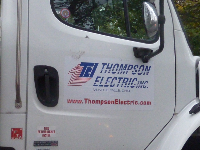 Thompson Electric Munroe Falls OH