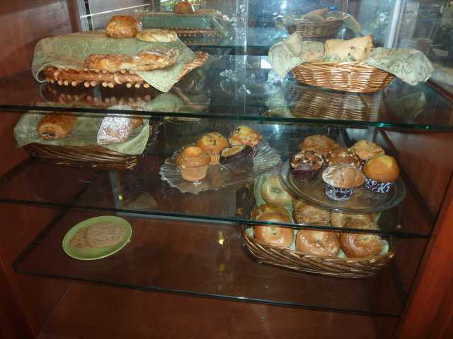 Pastries from two Brooklyn bakeries