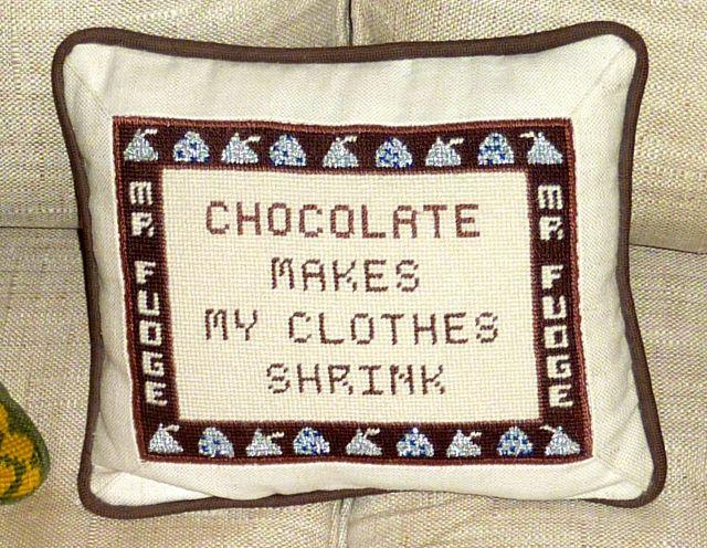 Pillow at 7 Linden Ln RUM