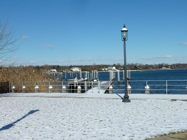 Rumson home sales snowfall