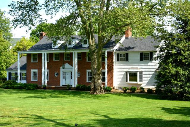 This 5 bedroom, 4 bath home at 107 Rumson Road sold in May for $1,650,000.